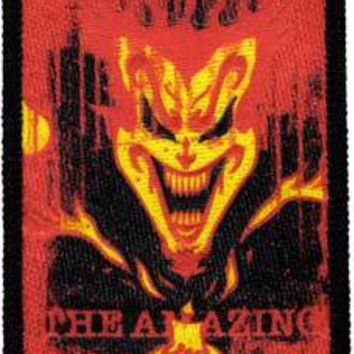 Insane Clown Posse Iron-On Patch The Amazing