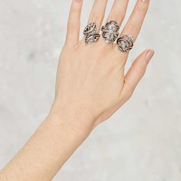 Leaves a Mark 3-pc Ring Set