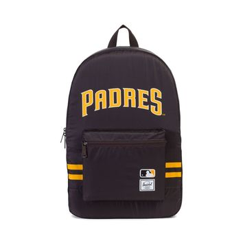 Herschel Supply Co. - Packable MLB 70D Poly San Diego Padres  Backpack