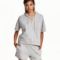H&M Pajamas with Top and Shorts $29.99