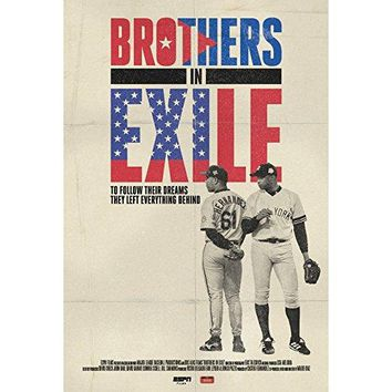 Orlando Hernandez & Livan Hernandez & Mario Diaz & produced by MLB Productions-Brothers in Exile