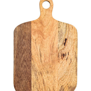 Wooden Cutting Board - from H&M