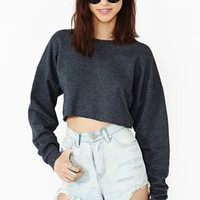 Half Time Sweatshirt - Dark Gray