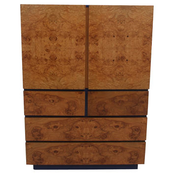 Lane Armoire Attri. to Milo Baughman