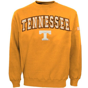 Tennessee Volunteers Tennessee Orange Automatic Crew Sweatshirt