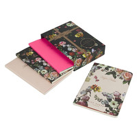 Ted Baker Floral Mini Notebooks
