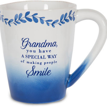 Grandma, you have a Special Way of making people Smile Mug