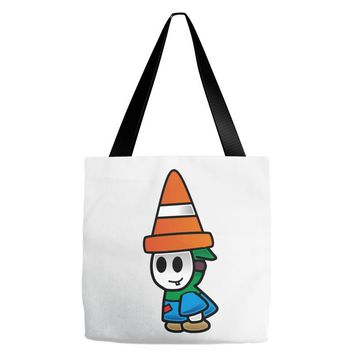 personnage super mario Tote Bags