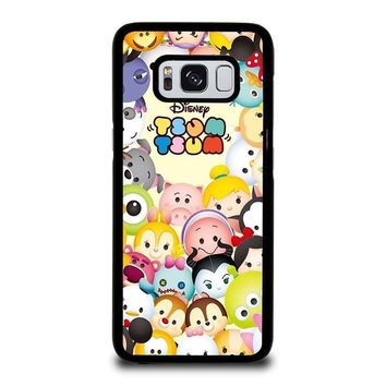 DISNEY TSUM TSUM Samsung Galaxy S3 S4 S5 S6 S7 Edge S8 Plus, Note 3 4 5 8 Case Cover
