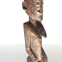 Fine TRIBAl female MALI Statue
