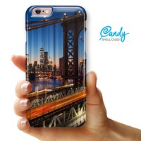 "Brooklyn Glimpse iPhone 6 Plus or 6s Plus (5.5"" iPhone) Ultra Gloss Candy Shell Case"