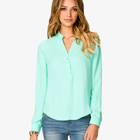 Essential Georgette Top