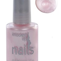 Maternity Safe Nail Polish – Nail for Pregnancy – Frosted Pink : Knocked Up Nails
