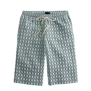 J.Crew Womens Collection Italian Jacquard Short