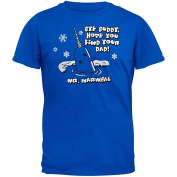 Elf - Thanks Mr. Narwhal T-Shirt