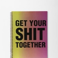 Spiral Notebook - Together