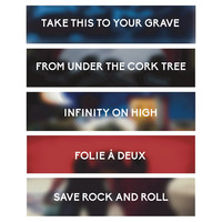 Fall Out Boy Discography T-Shirts & Hoodies