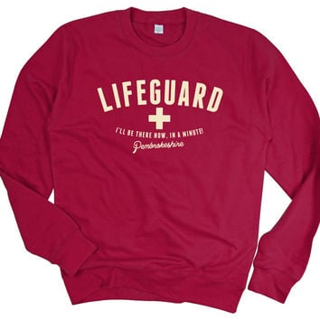 Men's Lifeguard Sweatshirt