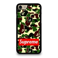 CAMO BAPE SUPREME Case for iPhone iPod Samsung Galaxy