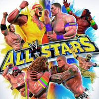 WWE All Stars - Wii (Game Only)