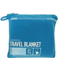 Flight 001 – Where Travel Begins.  F1 Travel Emergency Blanket