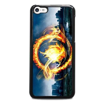 divergent iphone 5c case cover  number 1