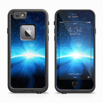 Blue Horizon Skin for the Apple iPhone LifeProof Fre Case