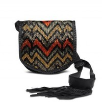 Jagger Cantina Cross-Body Bag