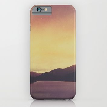 Adieu Tristesse iPhone & iPod Case by Tordis Kayma