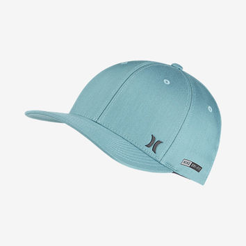 The Hurley Dri-FIT Flow Men's Fitted Hat.