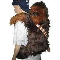 Comic Images Chewbacca Buddies Backpack