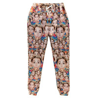 MILEY CYRUS SWEATPANTS