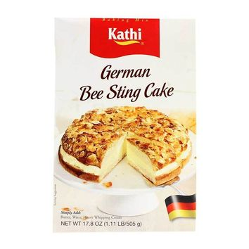 Kathi - German Bee Sting Cake Mix, Germany, 14.6 oz. (415 g)