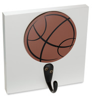 Basketball Single Wall Hook