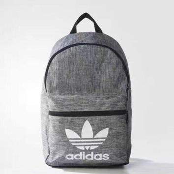 Lightweight Adidas Backpack Gray