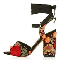 ROYAL Embroidered Sandals - New In