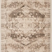 Zelda Kilim Printed Chenille Rug   Urban Outfitters