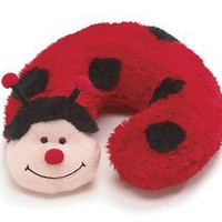 Ladybug Infant Neck Pillow Comfy and Cute For Baby