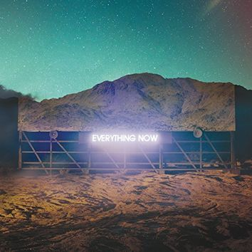 Arcade Fire - Everything Now (NIGHT VERSION )