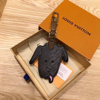 Louis Vuitton Lv Mp2281 Catogram Bag Charm And Key Holder - Best Deal Online