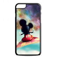 disney mickey mouse galaxy nebula For iphone 6 plus case