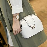 Womens Fashion Leather Shoulder Bag Female Casual Crossbody Bag Women Messenger Bags Chic Handbag Gift 13