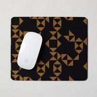 Geo Copula Mouse Pad by Anthropologie