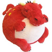 Large Squishable Red Dragon