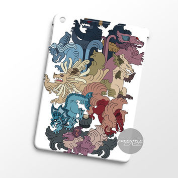 Art Pokemon Mayan Charackter iPad Case Case Cover Series