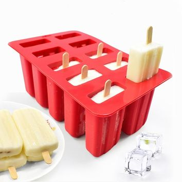 Ice Cream Tubs Eco-Friendly Popsicle Mold