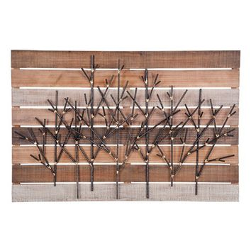 Foreside Trees Wall Art | Nordstrom