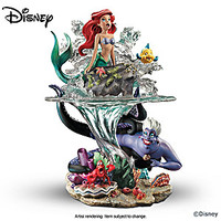 "Disney The Little Mermaid ""Part Of Her World"" Sculpture"