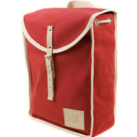 Red Heap Backpack