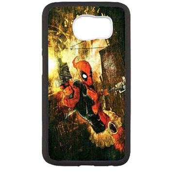 Retro Deadpool for Samsung Galaxy S6